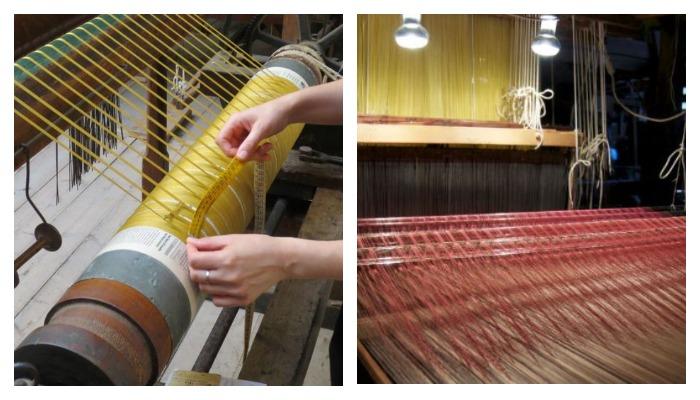 Изготовление бархата