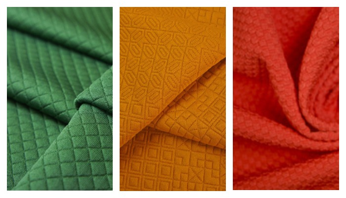 Ткань фукра три цвета
