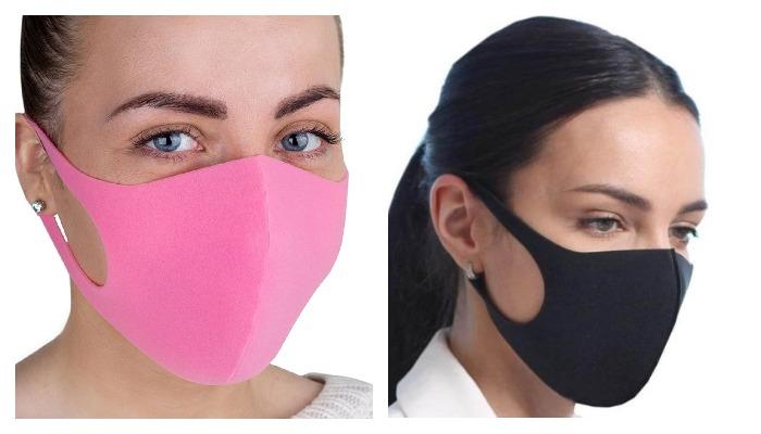 Медицинская маска из неопрена