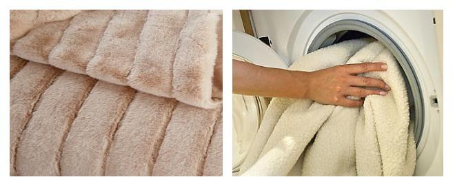 Меховое одеяло