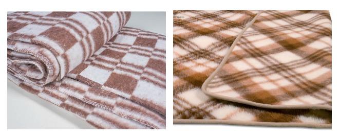Цельнотканое одеяло