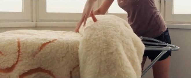 Сушка одеял