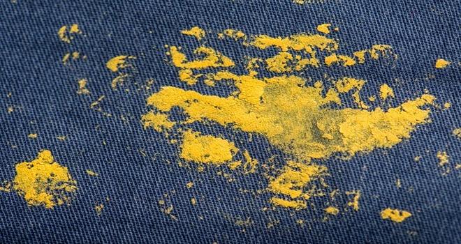 Краска на ткани