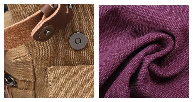 Рюкзак из ткани