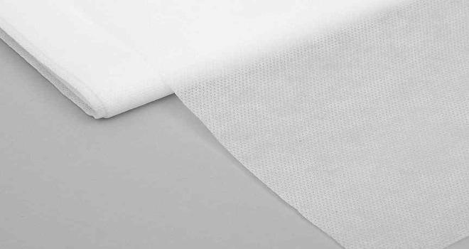 Ткань спанбонд белая