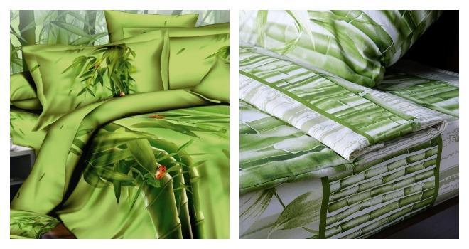 КПБ из бамбуковой ткани