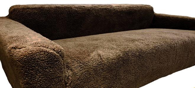 Искусственный мех для мягкой мебели