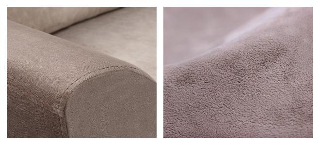 Антивандальный ткань для мягкой мебели вблизи