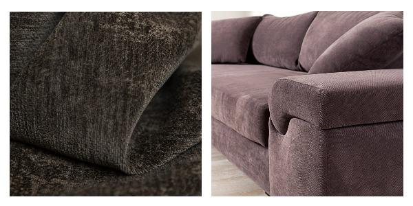 Шенил для дивана