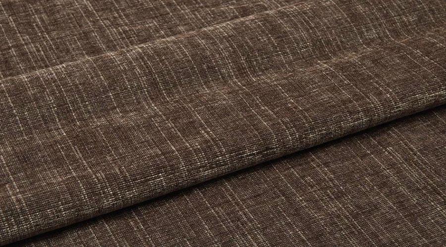 Ткань шенилл для мебели вблизи