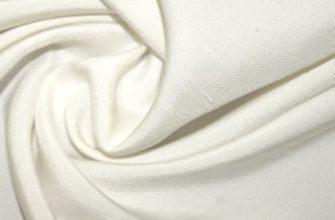 Ткань буретный шелк вблизи