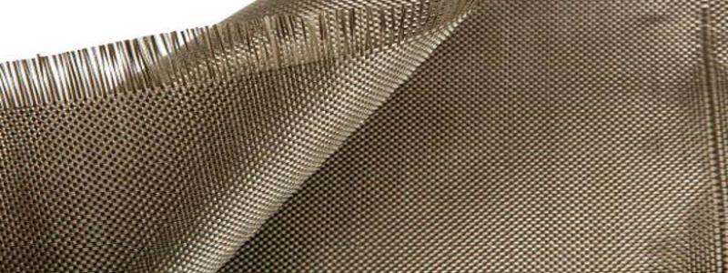 Отрез базальтовой ткани