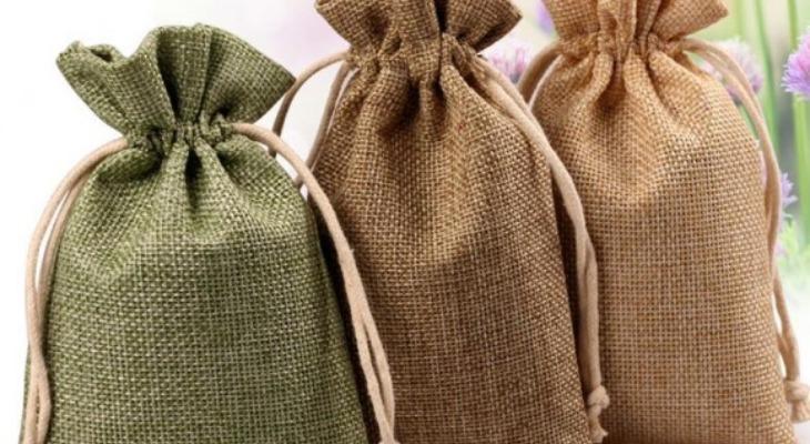 Упаковочные мешки из джута