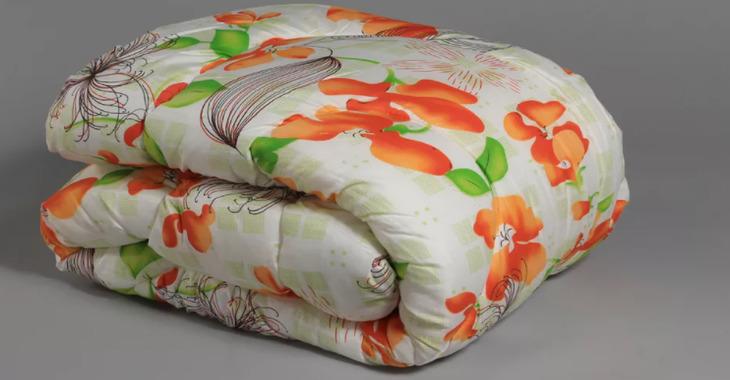 Одеяло из полиэфирного волокна