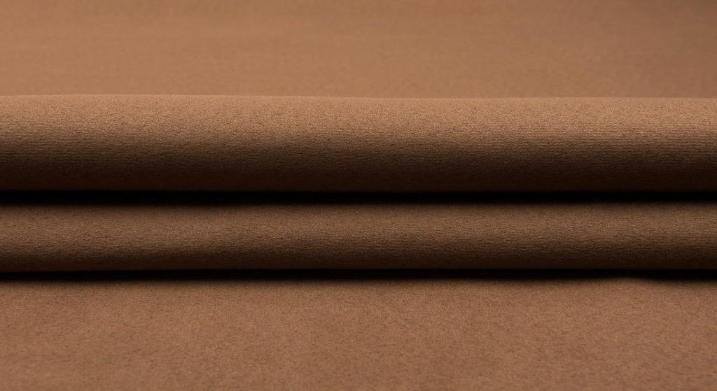 Ткань алькантара, фото вблизи