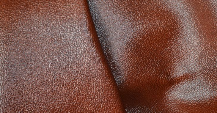Дерматин коричневого цвета