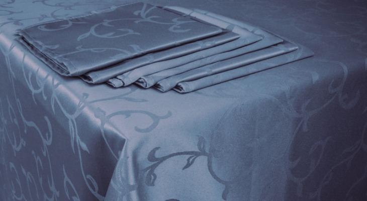 Ткань для скатерти журавинка