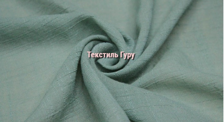 Тонкая конопляная ткань