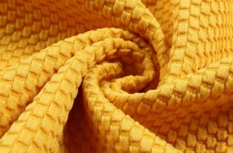 Ткань кукуруза — фото вблизи