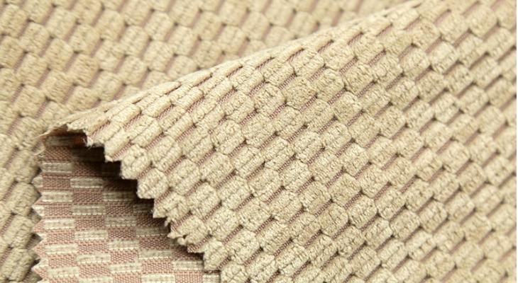 Ткань кукуруза, цвет — бежевый