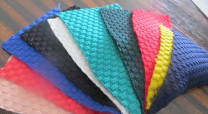 Образцы ткани кукуруза