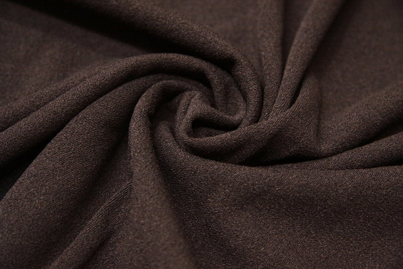 Креп-скуба — коричневая