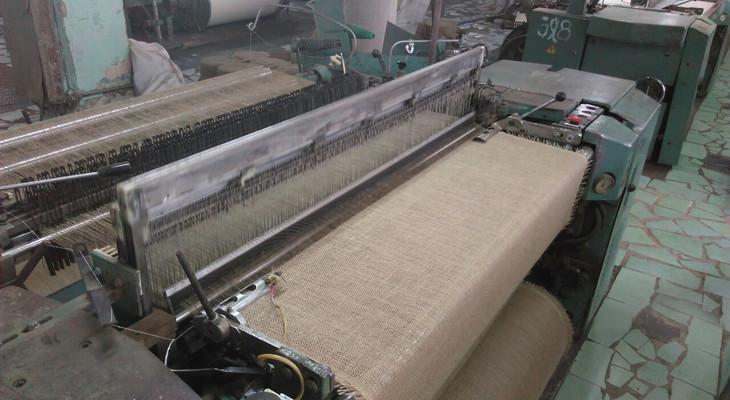 Производство мешковины