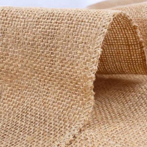 Ткань мешковина драпировка