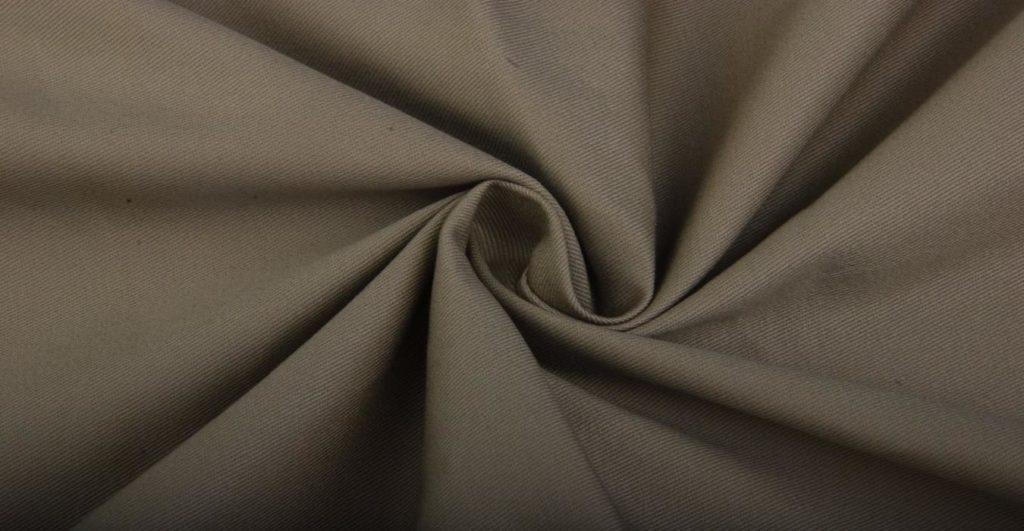 Ткань молескин вблизи
