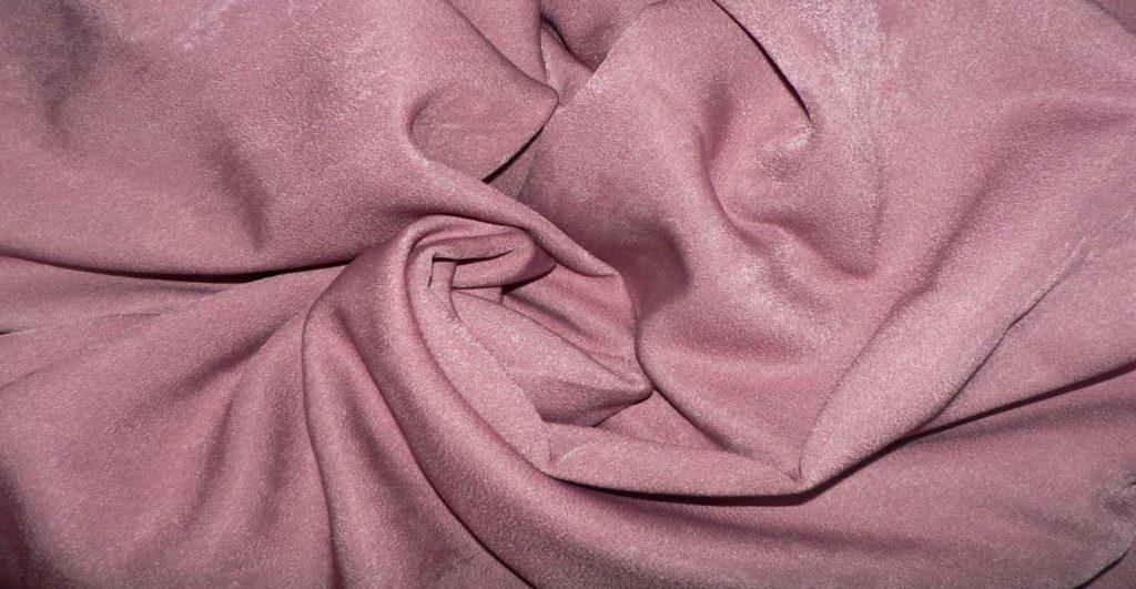 Ткань софт вблизи для штор