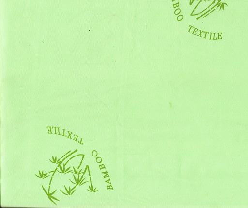 Ткань поплекс принт бамбук