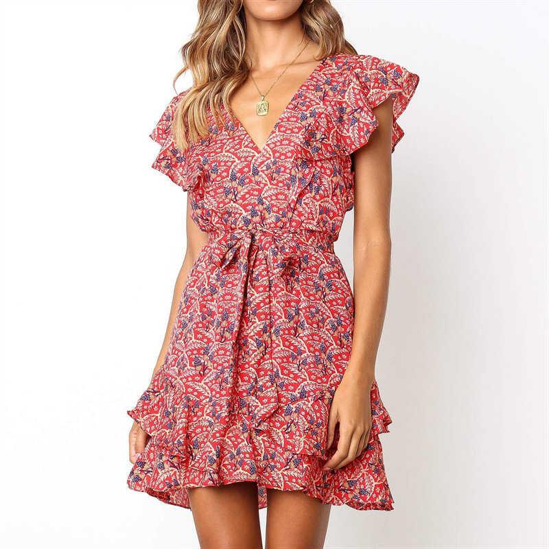 Платье из ниагары