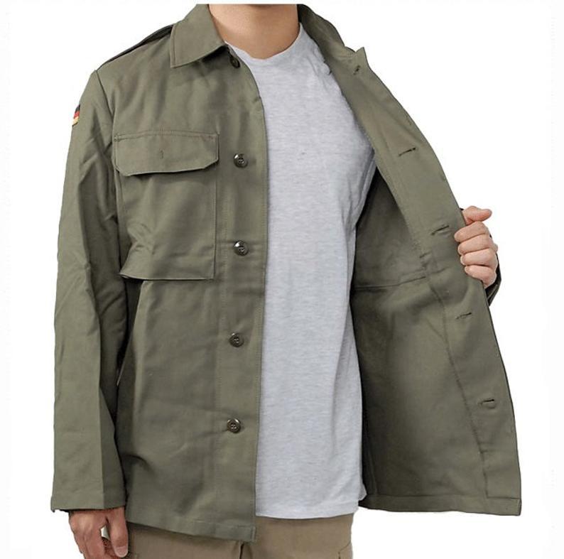 Куртка огнеупорная