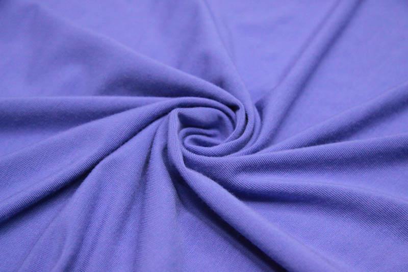 Ткань памук цвет лаванда