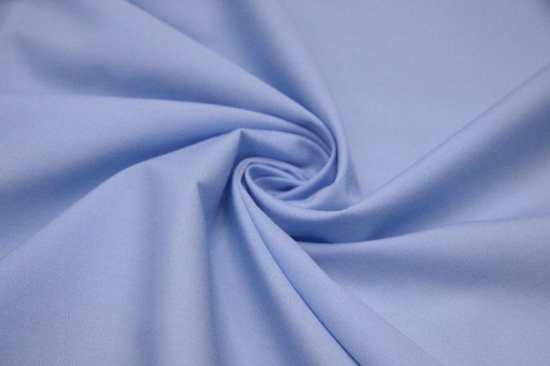 Ткань панацея голубого цвета