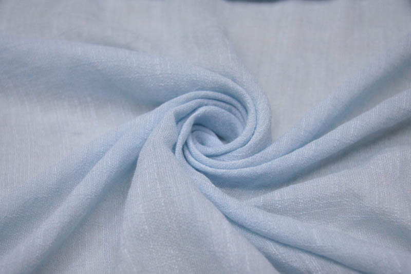 Ткань маркизет голубая