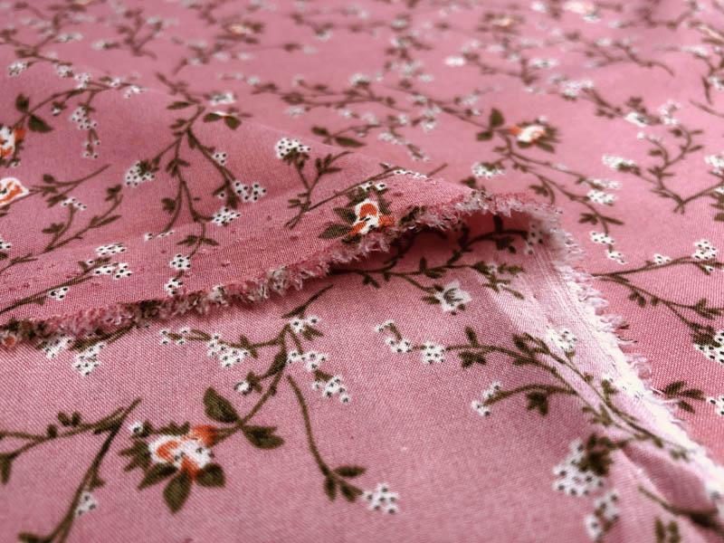 Ниагара цветы на розовом