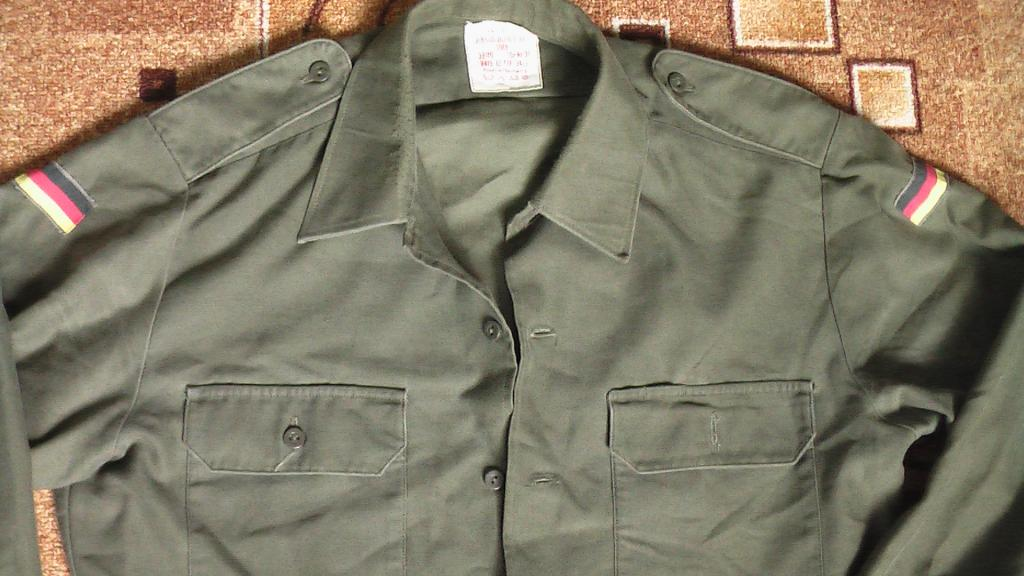 Куртка из ткани молексин