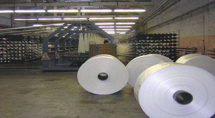 Фабрика полипропилена