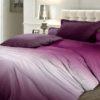 Сатин градиент фиолетовый