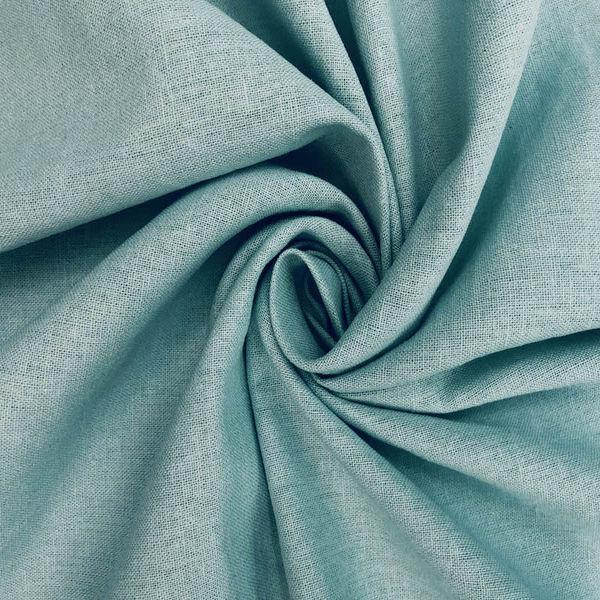 Ткань нанка цвет ментол