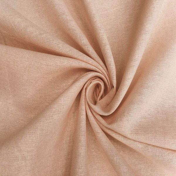 Ткань нанка цвет персик