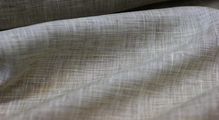 Ткань тонкий лен