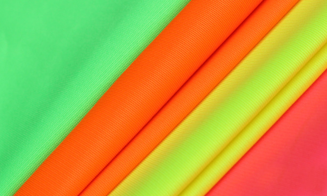 флуоресцентные ткани