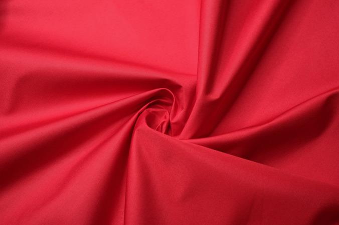 Таслан красного цвета