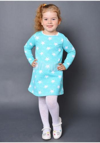 Девочка в платье из ткани капитоний
